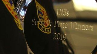 Suffolk RFU U15's Plate Final U