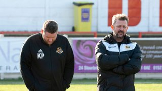 WCFC Vs Coventry Sphinx Pitch Inspection Match Postponed