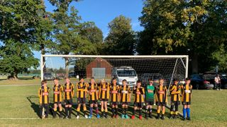 TTFC U11 Stripes 5-4 CSA 07 Youth U11 Falcons