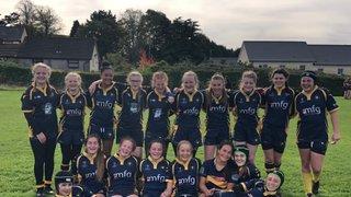 Worcester Ladies under 15's V Cinderford