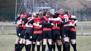Grangemouth Stags v Kinloss Eagles