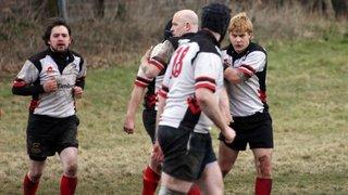 Grangemouth Stags 2nd XV v Waid