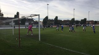 Frustrating afternoon for ten man Bury Town
