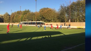 Nine-man Aveley hold on to take the points