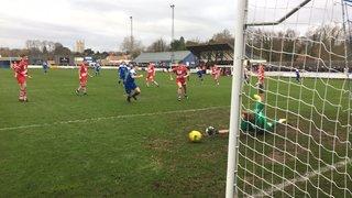 Sudbury take the win to move above Bury