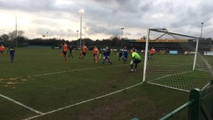 Bury Town take back to back wins to go sixth