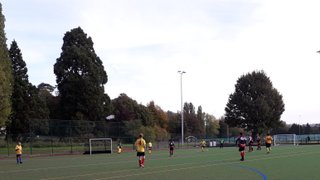 7ths come up against a well drilled K Sports side