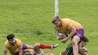 Marr Rugby v Kelso 29.09.'18 2xv