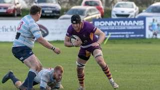 Marr Rugby v Edinburgh Accies [19.10.19]