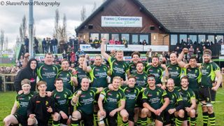 BSE RUFC 1st XV 2015/16 Review of the Season