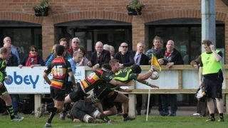 BSE RUFC 1st XV H Cinderford