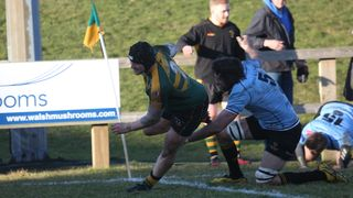 BSE RUFC 1st XV H Canterbury