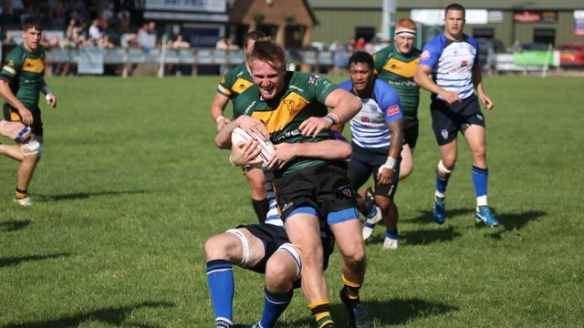 Pleased find below  BSE 1st Squad (Wolfpack) v Clifton RFC