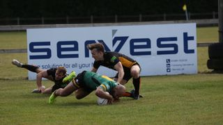 BSE RUFC 1st XV H Esher