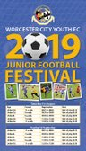 Worcester City Youth Junior Football Festival 31st August 2019