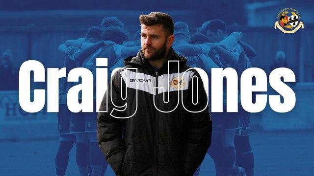Craig Jones Joins Coaching Staff As Player/First Team Coach