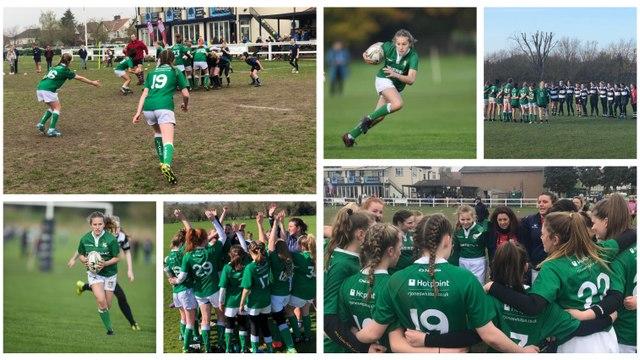 Come and try Girls Rugby at London Irish Amateur (U13, U15 & U18)