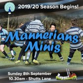 Bakewell Mannerians Minis 2019/20