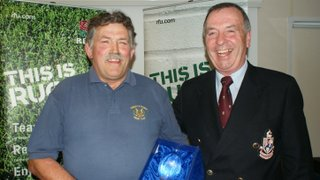 2009 Lloyd Winters collecting north mids award