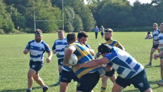01.09.18 home game against Ross on Wye (cup)