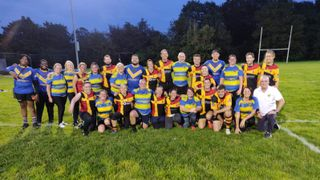 Ydrfc mixed touch V's Old Coventrians