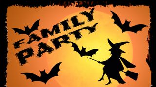Family 'Halloween' Disco