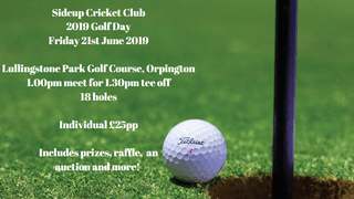 Sidcup CC Golf Day - 21 June 2019