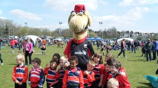 U7s Tag Tournament 21/4/13