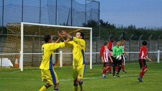 Ashton Athletic U18's v Altrincham U18's 22/8/13
