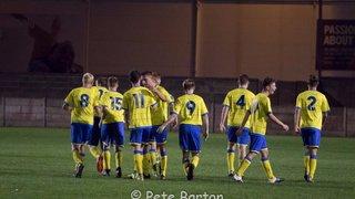 FA Youth Cup - Burscough 1 Ashton Athletic 4