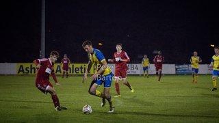 League - Ashton Athletic 6 AFC Darwen 0 - 31/10/17