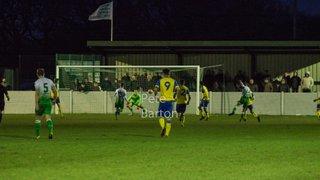 League - Charnock Richard 1 Ashton Athletic 0 - 13/1/18