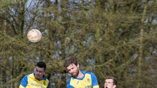League - Ashton Athletic 0 Squires Gate 2 - 14/4/18