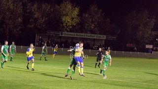 League - Charnock Richard 2 Ashton Athletic 1 - 23/10/18