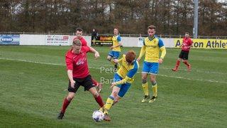 League - Ashton Athletic 3 Irlam 2 - 23/3/19