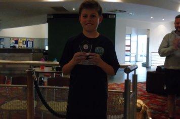 Clubman award