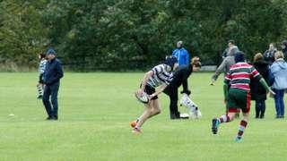 WRUFC U16's V Waterloo CUP Home Win 27-7