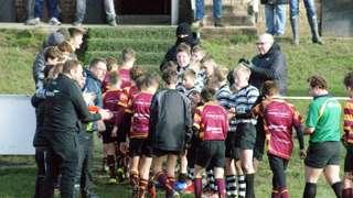 WRUFC U13's v Sheffield Tigers - Home