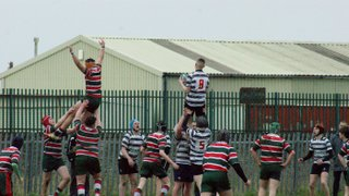 20190407 - WRUFC - U16's v Waterloo - Away - SemiFinal - Loss