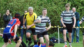 20190428 - WRUFC - U15's v Blackburn - Final - Win - 21-10