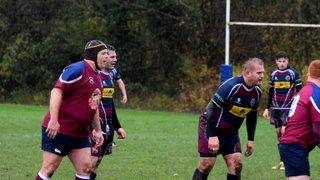 Spalding 2nds V Bletchley 2nds