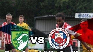 Guernsey FC vs Greenwich Borough FC