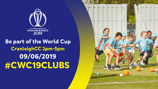 Cricket World Cup FUN DAY - 9th June 2pm - 5pm