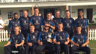 Cranleigh CC are 2019 Surrey T20 Champions and go through to the Southern Area Final