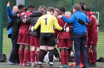 A great weekend of football - Congratulations to our U14s EJA side who finished 3rd in the league.
