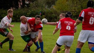 SRFC Occasionals vs West Hartlepool Vets  27 - 21
