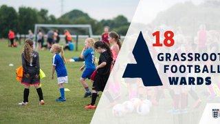 The FA and McDonald's Grassroots Football Awards 2018