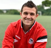 Steve Tully all geared up for Truro City's play-off semi-final (WMNews)