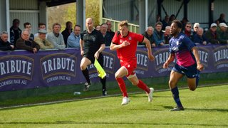 Truro City secure home play-off tie after 2-1 Corby Town win (BBC Sport)