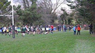Mallow RFC 1st XV vs Fermoy RFC